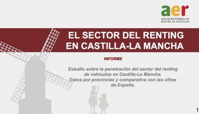 Informe sector del renting en Castilla-La Mancha